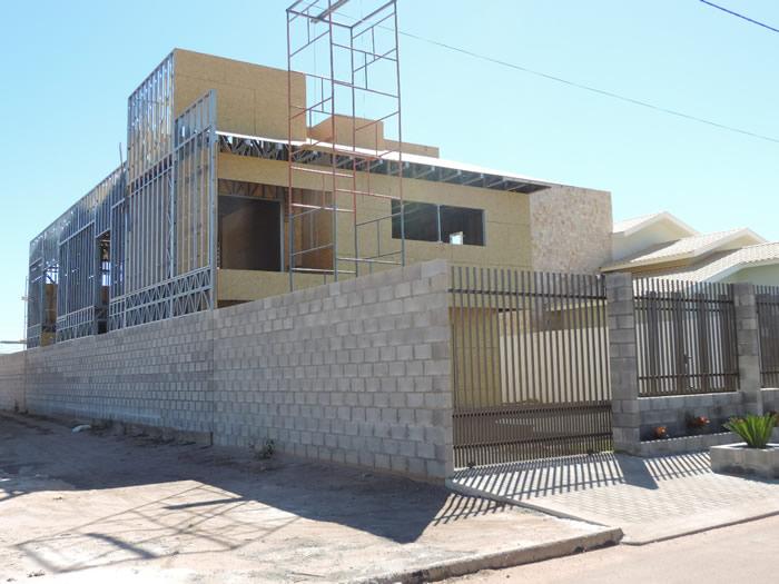 Casa em contru o steel framing - Casas steel framing ...
